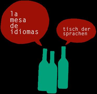 La mesa de idiomas